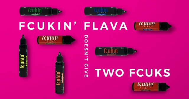 VapeVandal Fcukin' Flava Juice